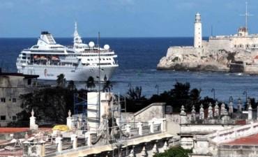 Cuba autorizó las entradas y salidas de ciudadanos cubanos en cruceros