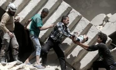 Crisis en Siria: bombardean un hospital en Alepo y hay al menos 14 muertos