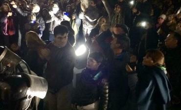 Noche de tensión en Santa Cruz: Cristina y Alicia Kirchner están encerradas en la gobernación