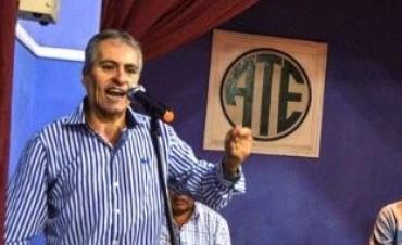 Duras criticas de Ricardo Arévalo titular de ATE a Nación por pretender reducir el empleo público