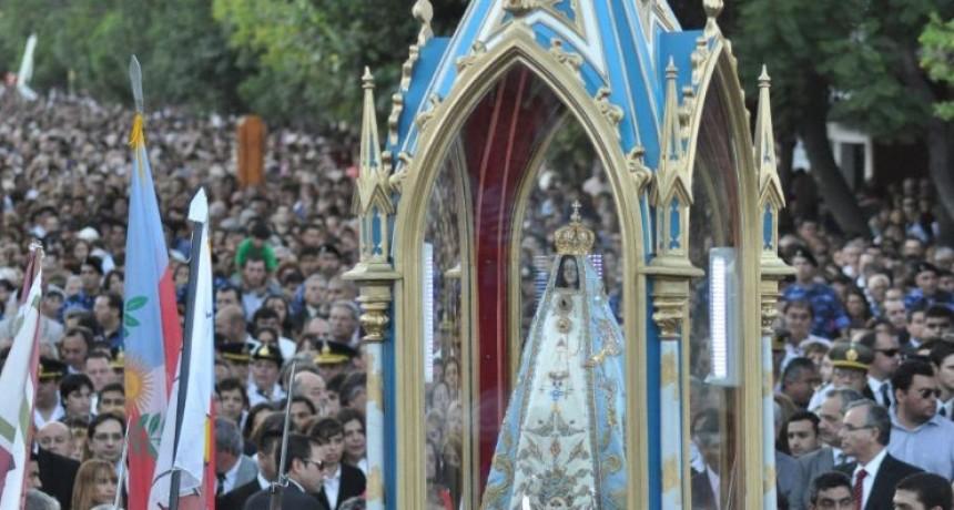 Este sábado darán inicio las Fiestas Marianas con la bajada de la Virgen del Valle