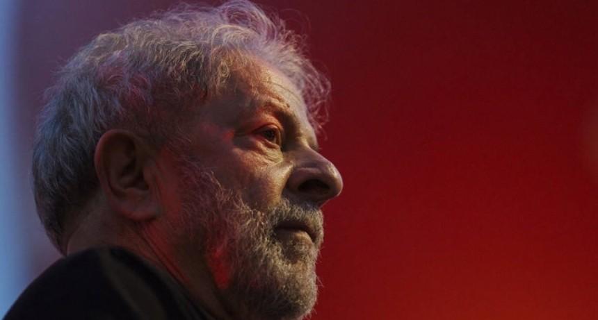 Lula dijo que no se va a entregar