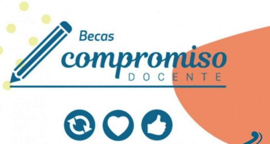 Becas Compromiso Docente 2018 para estudiantes