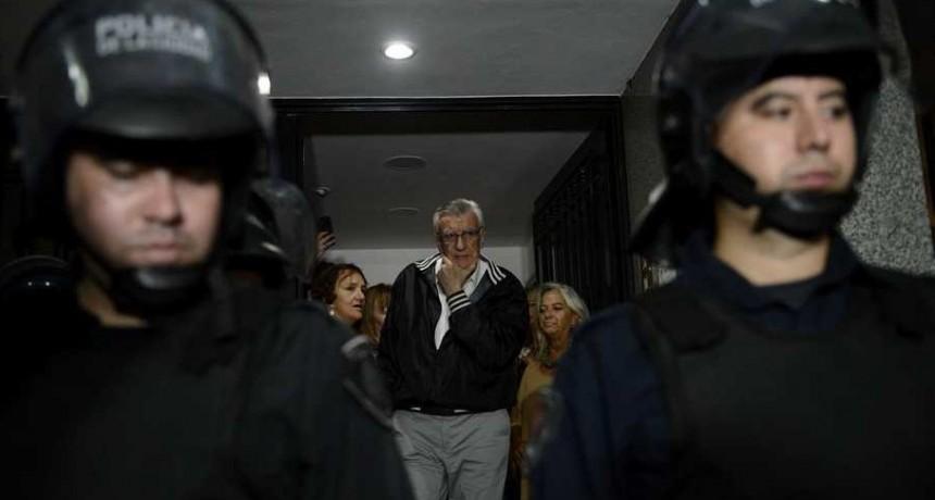 Gioja apeló el fallo que intervino el Partido Justicialista