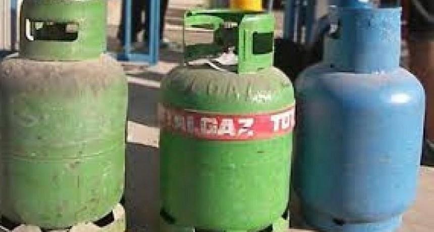 Gas envasado: La garrafa de 10 kg será más barata en plantas distribuidoras