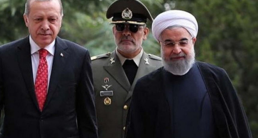 Turquía e Irán colaborarán con Rusia