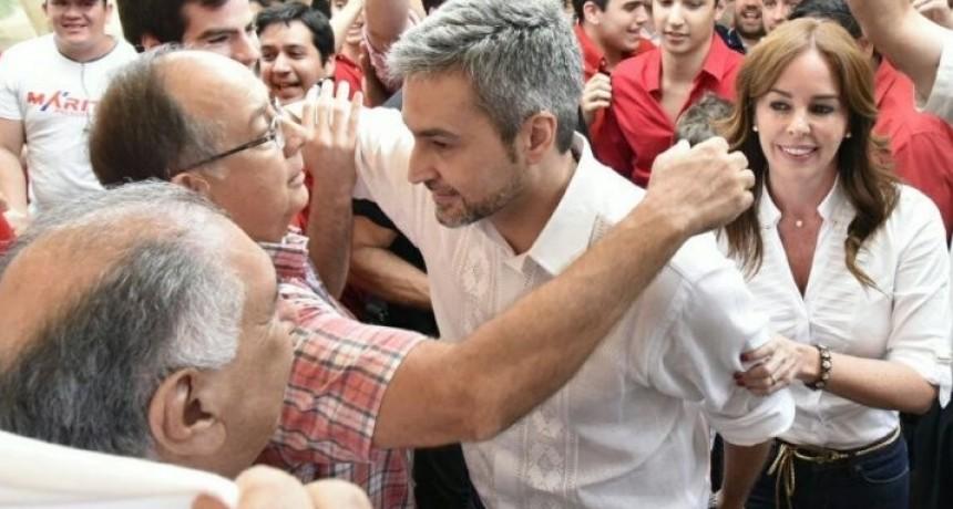 """""""Marito"""", el nuevo presidente de Paraguay"""