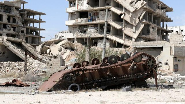 Rusia acusó a Israel por el sangriento ataque a Siria
