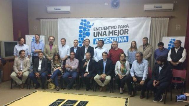 Se lanzó en Entre Ríos el peronismo