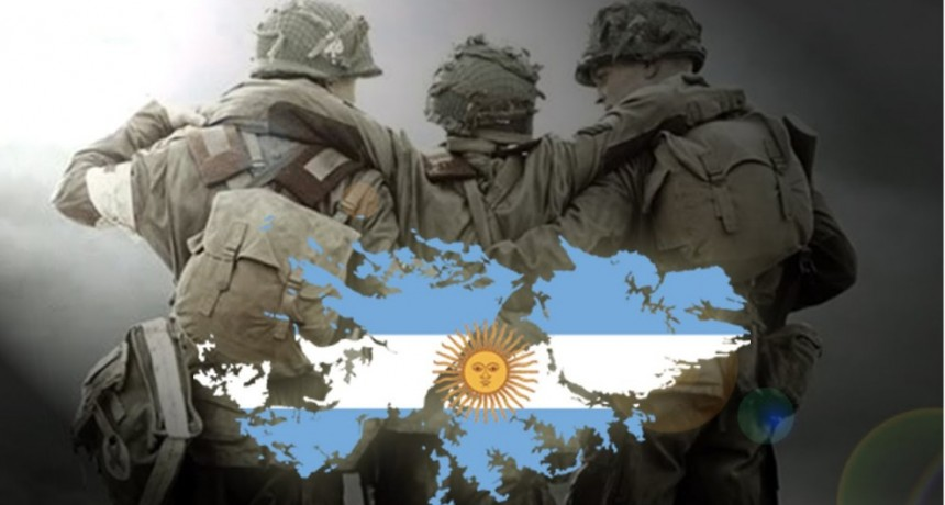"""Vigilia por Malvinas: Conmemoran el """"Día del Veterano y de los Caídos en la Guerra de Malvinas"""" en Recreo"""