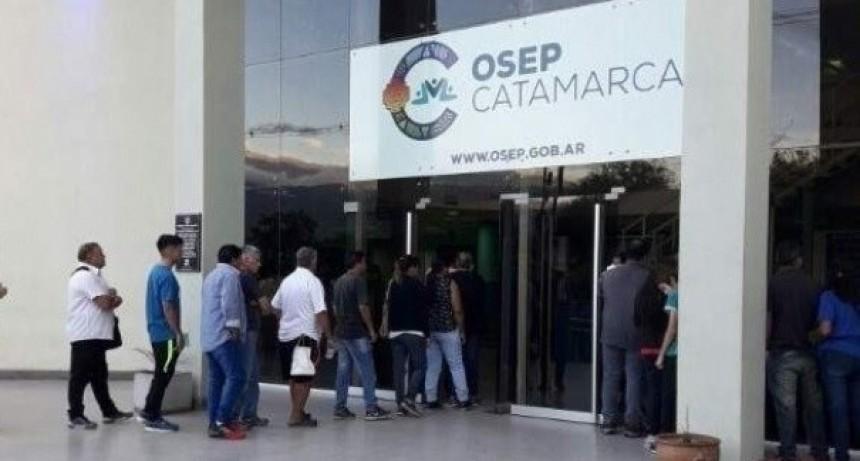 Hasta mayo seguirá en vigencia el recetario de OSEP