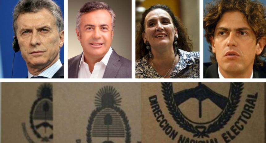 Los nombres que suenan para acompañar a Macri en la fórmula presidencial