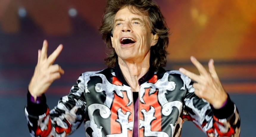 Mick Jagger ya fue operado del corazón y se está recuperando