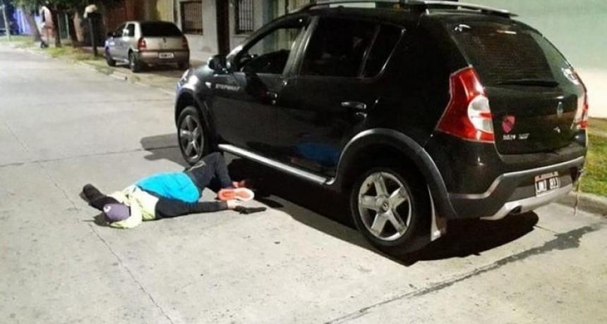 Un gendarme que manejaba un Uber mató a un delincuente que intentó asaltarlo con una pistola de juguete