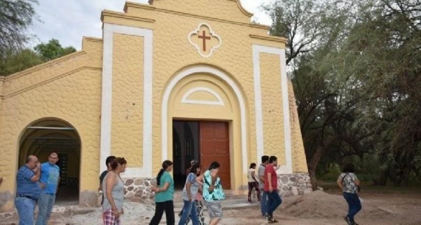 """Inauguración de la revalorización de la Iglesia de """"Nuestra Señora del Perpetuo Socorro"""""""