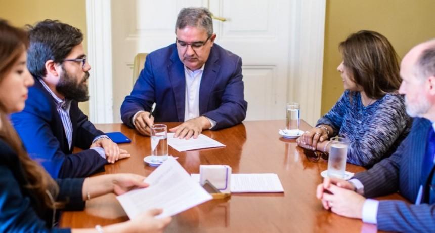 Convenio entre el Banco Nación y el Municipio por las nuevas Tarjetas Ticket