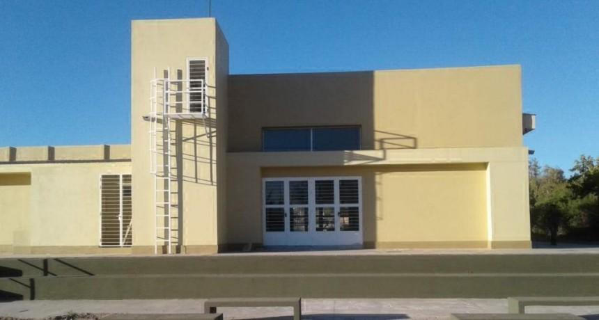 Inauguran nuevo edificio escolar en la Ciénaga, departamento Belén