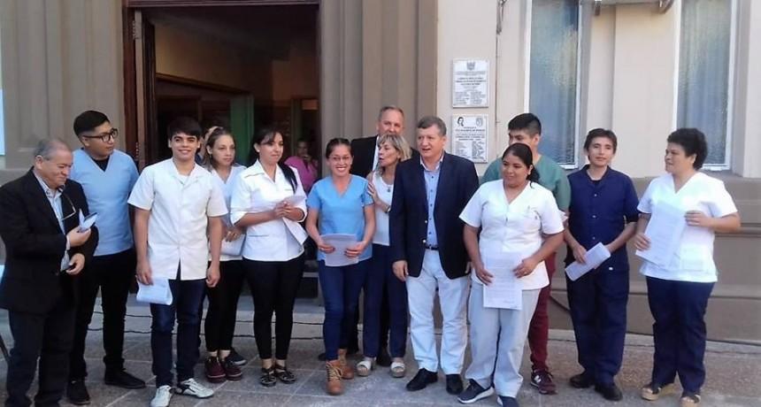 Hospital de Niños: Nuevo Director Asistente