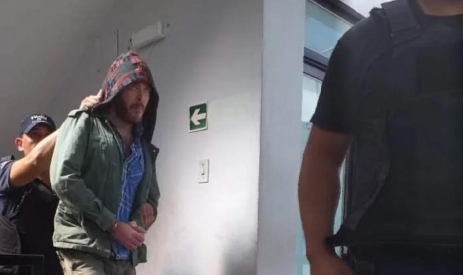 Momentos de tensión a la salida de Vuirli Saragusti, la familia de Majo pide que siga detenido