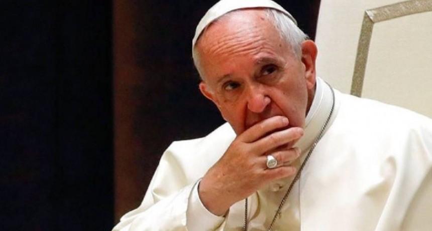Tras el incendio que golpeó a Notre Dame, el Papa recibió un llamado inesperado