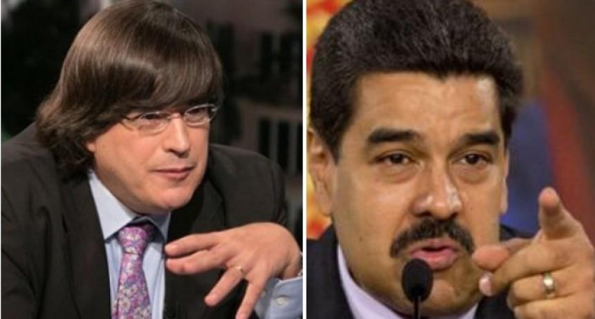 Jaime Bayly juega al límite: La Cruz Roja debería mandar una pastillita de cianuro para Maduro
