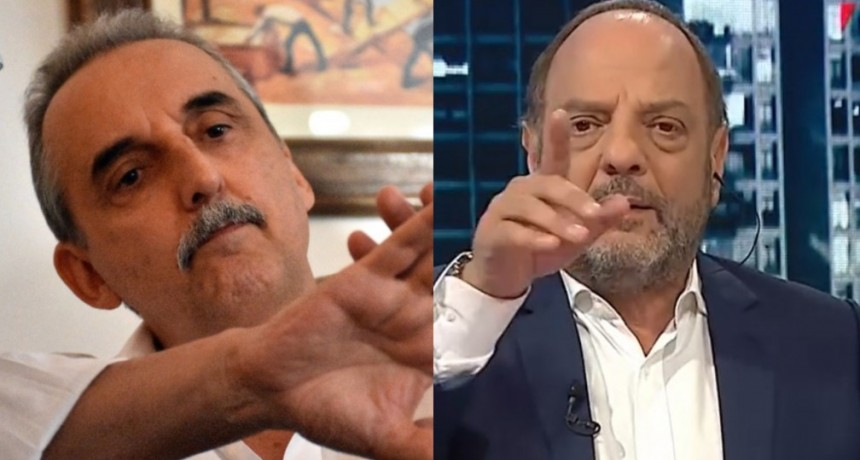 "Baby Etchecopar destrozó a Guillermo Moreno: ""Se le caen los pelos de gorila facho"""