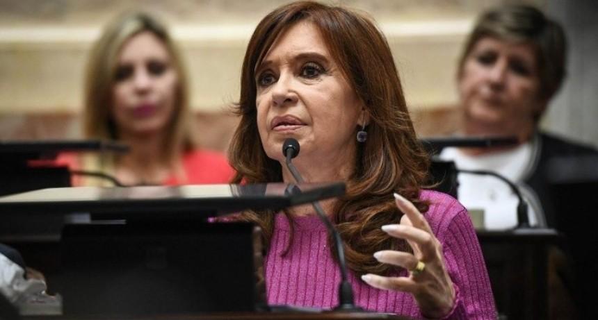 El oficialismo le envió sus condolencias a Cristina