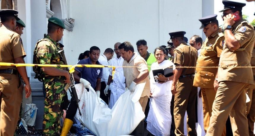 Terrible domingo de Resurrección: el mundo condenó los ataques en Sri Lanka