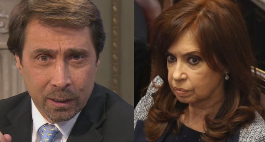 Eduardo Feinmann fue categórico con Cristina Kirchner: Siempre en medio de una campaña, le toca una pérdida importante