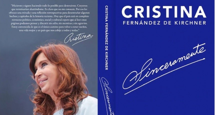 Adelanto: 17 frases del nuevo libro de Cristina Kirchner