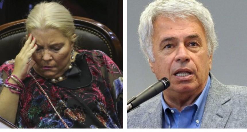 Luego del exabrupto Carrió se disculpó por sus dichos sobre de la Sota: No quise ofender