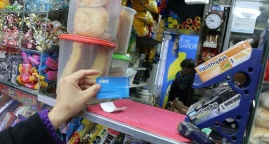 Paro de kiosqueros: no harán recarga de SUBE y saldo telefónico durante 48 horas