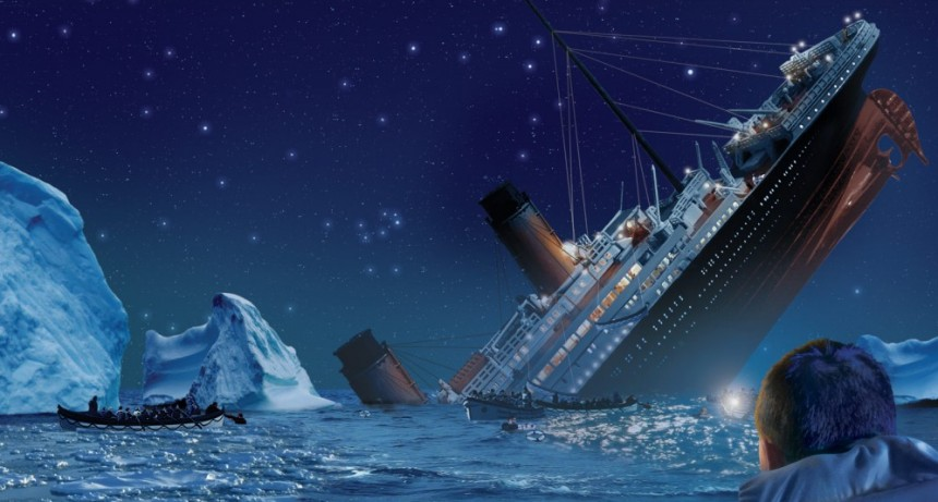 El video viral que compara a la crisis financiera con el hundimiento del Titanic