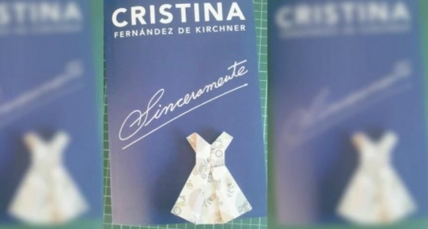 El libro de Cristina le salva el mes a las librerías y en algunas está agotado hasta el jueves
