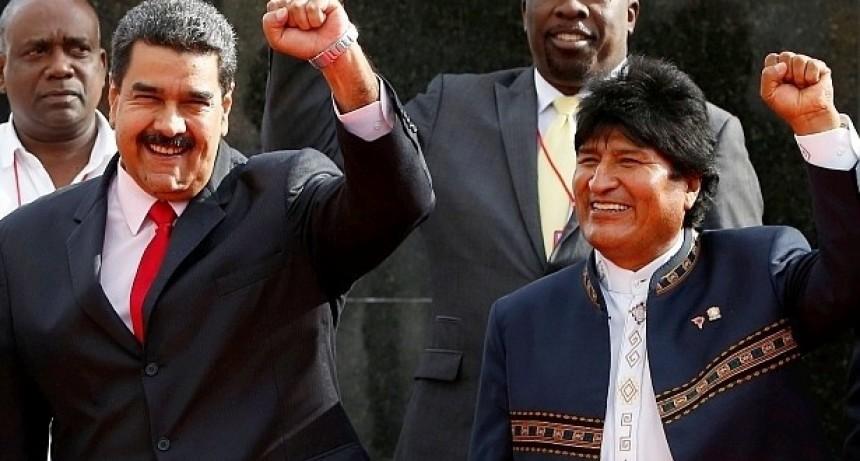 Cuba y Bolivia condenan en solitario un «golpe de Estado» en Venezuela