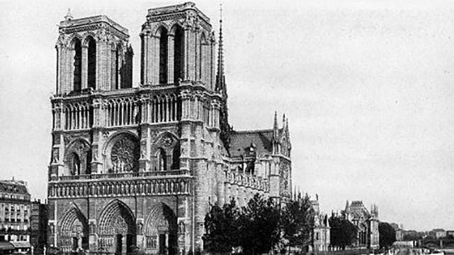 Herida pero viva: ¿cómo quedó Notre Dame tras el incendio?