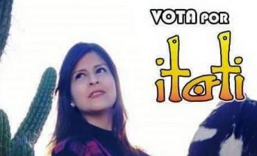 Itatí actuará el martes próximo en Telefé