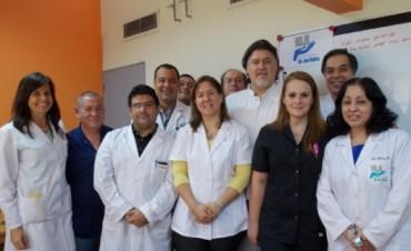 """Inédita cirugía a """"Corazón batiente"""" en el hospital San Juan Bautista"""