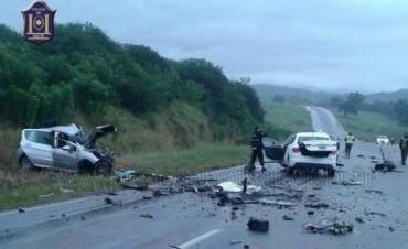 Fatal accidente sobre Ruta Nacional N° 9/34 en Salta