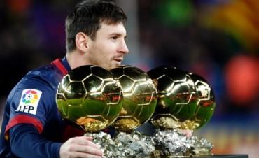 Messi es el más ganador en la historia del fútbol argentino