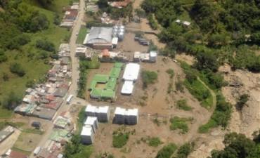 Una avalancha deja medio centenar de muertos en Colombia