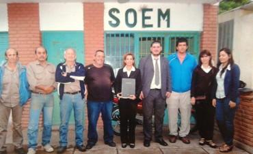 Sindicato de Obreros y Empleados Municipales de Valle Viejo