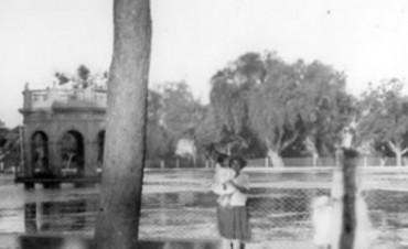 la municipalidad de la Capital proyecta recuperar el lago que originalmente tenía La Alameda