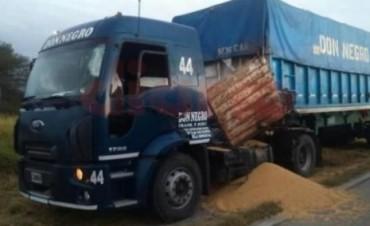 Accidente Fatal de dos camiones