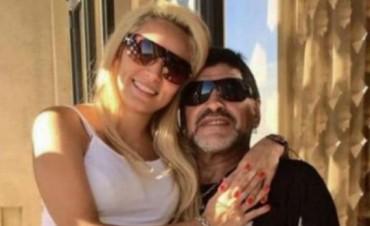 Maradona y Oliva confirman boda en Buenos Aires