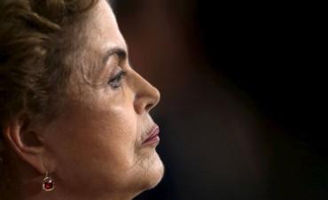 El Senado votó el juicio político y Rousseff dejará hoy el gobierno
