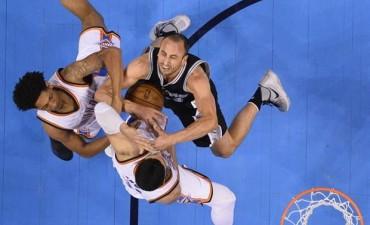 Se terminó la temporada para los Spurs de Ginóbili y quizás su paso por la NBA