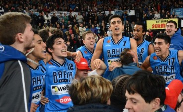 LNB en la Zona Sur Bahía Basket eliminó a Peñarol