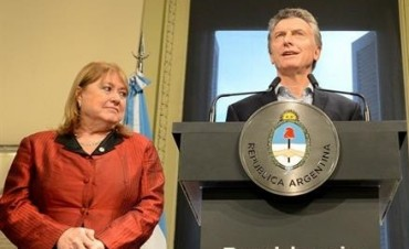 Renunció la canciller Susana Malcorra