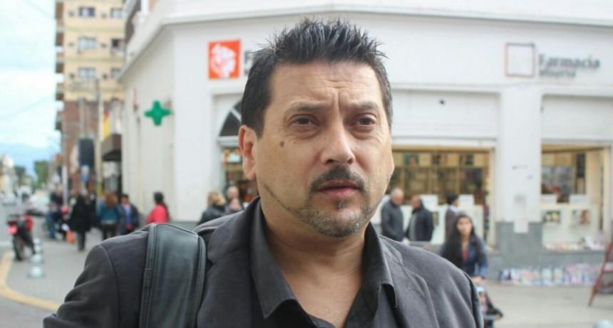 """Alfredo Gomez el veto de la ley de bomberos Voluntarios  es """"un golpe  a la ilusión"""""""